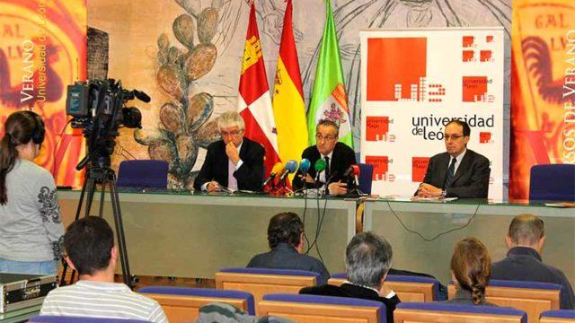 La ULE presenta los cursos de verano que se celebrarán en Ponferrada, Vega de Espinareda, Candín, Villafranca y Peranzanes