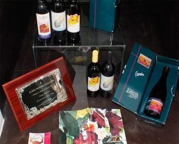 Con motivo de la Feria del Vino, el MARCA dedica una vitrina relacionada con la viticultura y Carralero