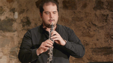 Éric González, abre Corteza de Encina con obras de Wagner, Bach, Britten, Carter y Piazzolla