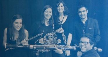Bóreas Quintet interpretará una pieza del ponferradino Manuel Alejandre en Corteza de Encina