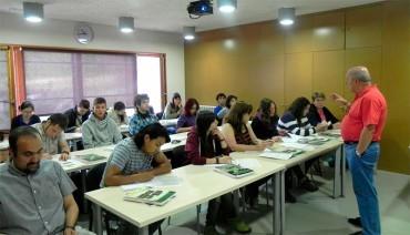 Empieza el curso sobre restauración ecológica organizado por CIUDEN y la ULE