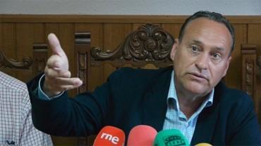 """Alfonso Arias: """"Valladolid queda muy lejos para que vengan a gestionar Las Médulas"""""""