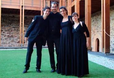 El cuarteto de cuerda Boissier con la ponferradina Paula González participará en Corteza de Encina