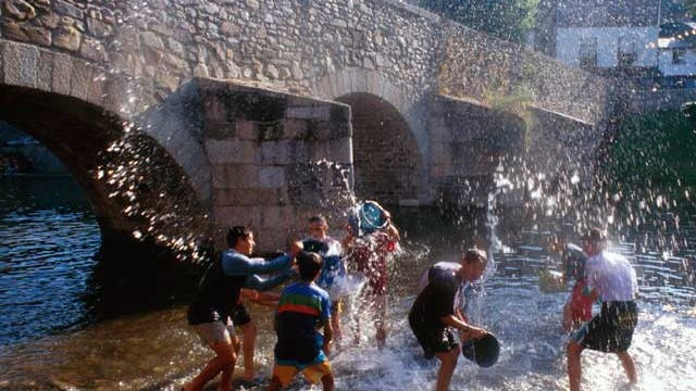 Programa de actividades veraniegas en Molinaseca