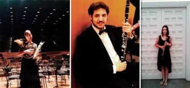 El octeto de viento Bergidum interpretará a Beethoven y Mozart en Corteza de Encina