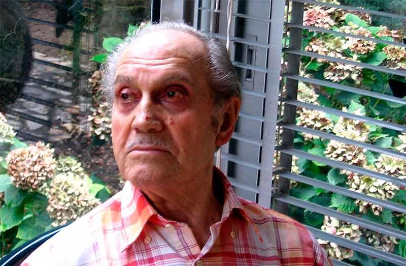 Fallece el pintor berciano Francisco Bajén a los 102 años de edad