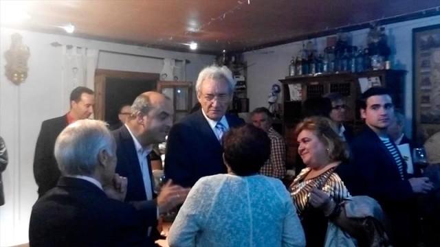 Luis del Olmo recibe la Medalla de Oro de Radio Turismo en los Premios Nacionales de Gastronomía