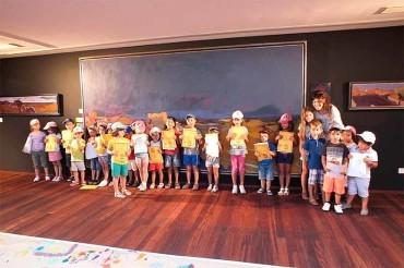 Más de 700 jóvenes participan en las actividades de verano BergiOcio en Cacabelos