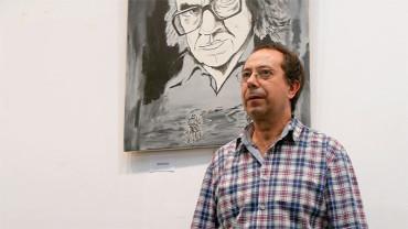 """""""Pinceladas en gris"""" los trazos libres y salvajes de Santiago Castelao"""