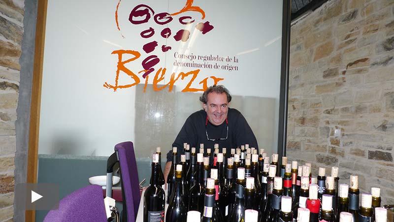 Después del boom del 2000, los vinos D.O Bierzo han frenado su evolución según el catador Luis Gutiérrez