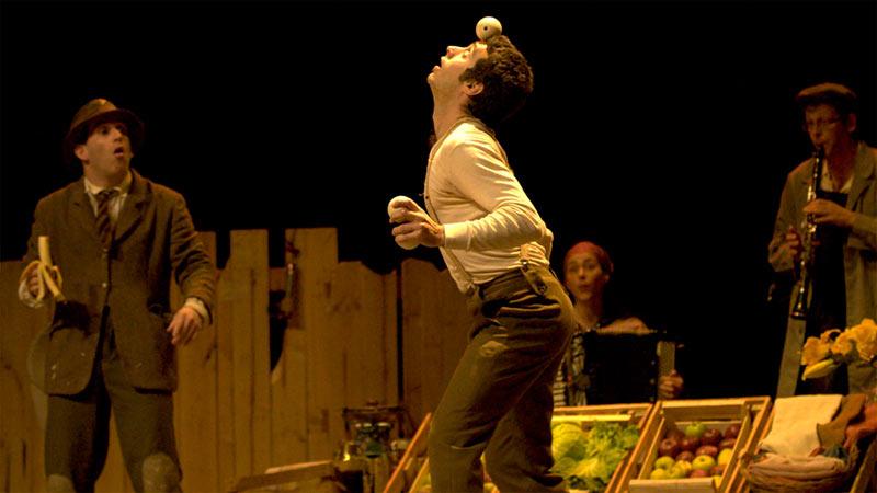Llega al Bergidum Circus Klezmer, un espectáculo popular, divertidísimo y poético