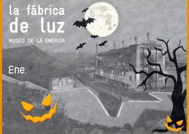 """Ene.Museo celebra Halloween con un """"Pasaje del terror"""" por la nave de calderas"""