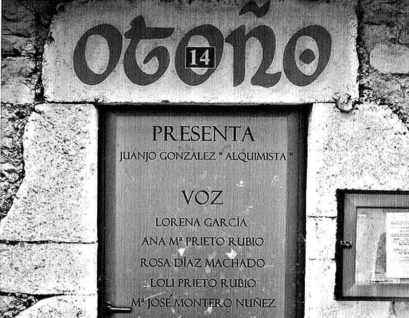 Los encuentros Voz, Música y Espacio se trasladan este fin de semana a Villadepalos