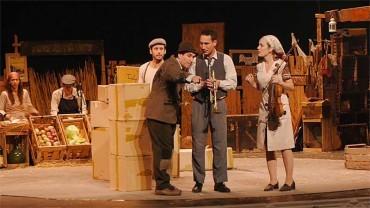 Circus Klezmer, un espectáculo popular y divertido con la música de los pueblos judíos del este europeo