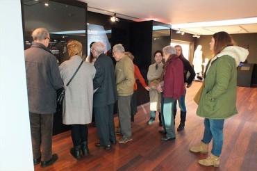 AFA Bierzo visita el museo MARCA de Cacabelos