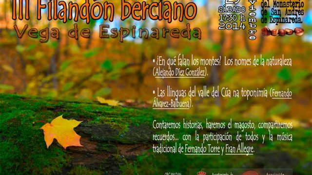 La Asociación Cultural Faceira organiza el III Filandón Berciano en Vega de Espinareda