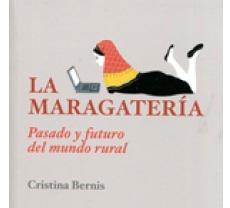 """Cando presenta el libro """"Maragatería. Pasado y futuro del mundo rural"""" de Cristina Bernís"""
