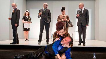 Javier Gutiérrez y Carmen Machi protagonizan en el Bergidum una versión de Macbeth