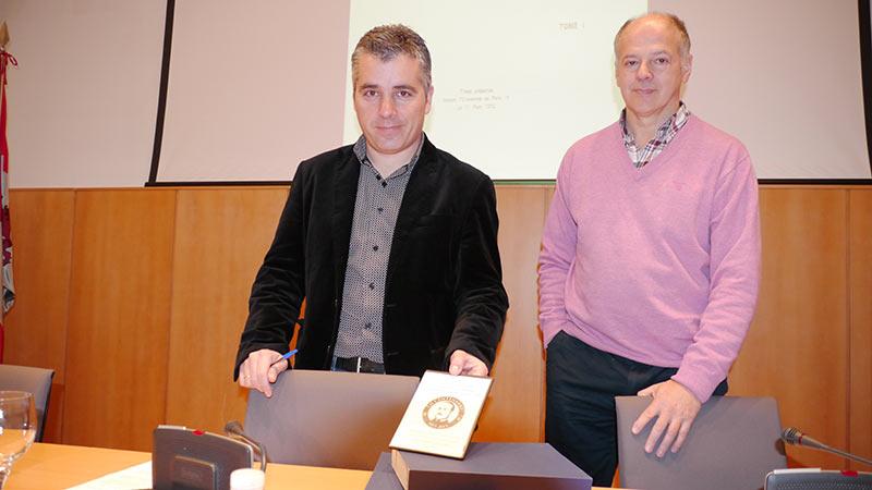 Digitalizada la tesis de Jean Louis Picoche, el trabajo referencia sobre Gil y Carrasco