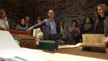"""Templum Libri atesora algunas de las obras reconocidas por la UNESCO como """"Memoria del Mundo"""""""