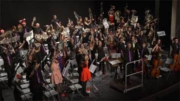 La Banda de Música Ciudad de Pofnerrada ofrece su tradicional concierto de Navidad en el Bergidum