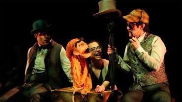 Gorakada abre el ciclo de teatro familiar de Navidad en el Bergidum