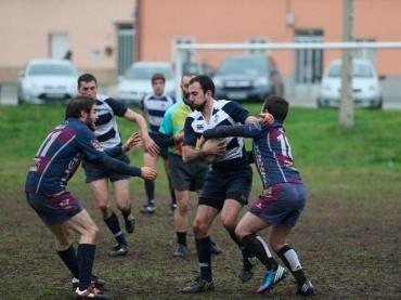 Bierzo Rugby dejó en casa el VII Torneo de Navidad de Ponferrada