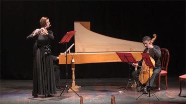 Concierto de Reyes de Rococó Ensemble en Villafranca del Bierzo