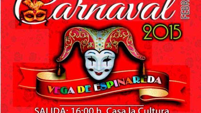 Vega de Espinareda celebra el Carnaval el 28 de febrero