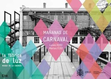 Ene.Museo programa varias actividades para celebrar el Carnaval