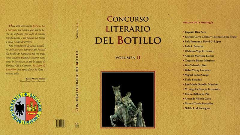 La Casa de las Culturas acogerá la presentación del II volumen del Concurso Literario del Botillo