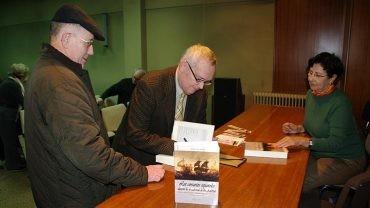 Enrique Otero presenta la tercera edición del tratado más completo publicado hasta la fecha sobre los Corsarios Españoles