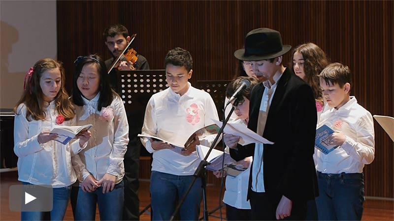 """El Conservatorio Cristóbal Halffter celebra el 100 aniversario de la edición de """"Platero y Yo"""""""