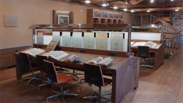 La Biblioteca Templaria se amplía con 16 mesas de estudio, una sala de archivo y otra de reuniones