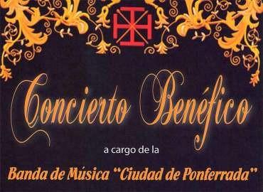La Banda Ciudad de Ponferrada abre la temporada con un concierto benéfico a favor del Hogar del Transeúnte