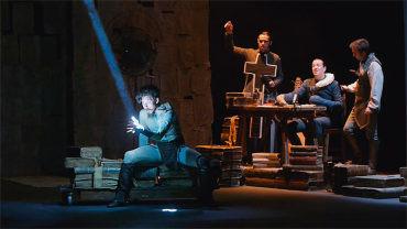El Quijote más divertido de la historia llega al Teatro Bergidum