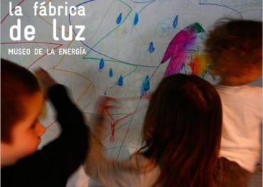 """El Museo de la Energía organiza el taller """"En busca del arcoíris"""""""