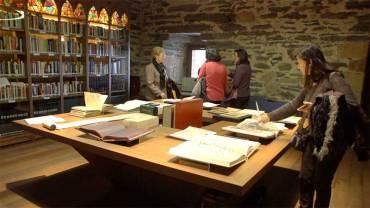 Expertos en arte y cultura de la Universidad de Princenton visitarán Templum Libri y la Biblioteca Templaria