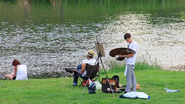 El PP de Cacabelos lamenta que el curso de pintura de Carralero se celebre este año en Carracedelo