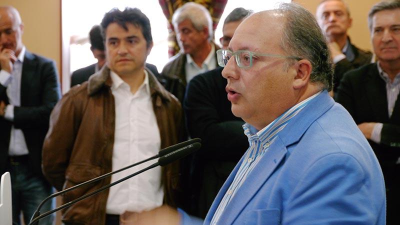 Eduardo Fernández espera que Soria corrija el borrador de incentivos para que las eléctricas adapten las térmicas a la normativa europea