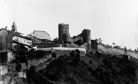 Castillo de Ponferrada - Arturo González