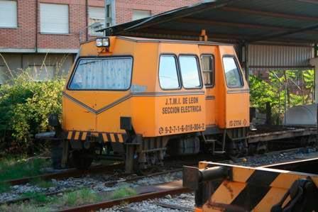 El Ayuntamiento solicita a ADIF la donación del vehículo Dresina al Museo del Ferrocarril