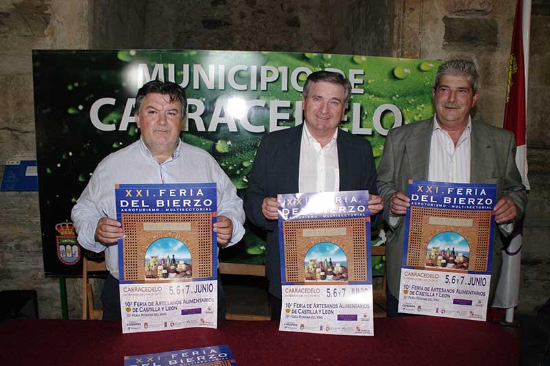 Carracedelo apuesta por un nuevo evento agroalimentario y la mejora del Recinto Ferial para dinamizar la Feria Multisectorial