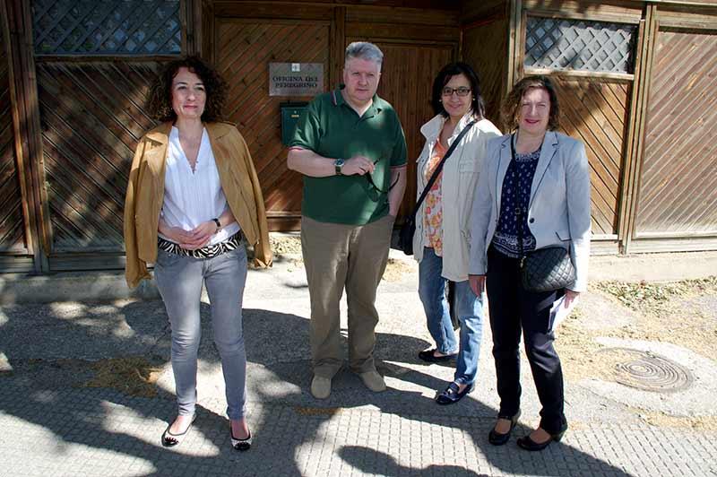 Ponferrada solicita una subvenci n de euros para for Oficina de turismo ponferrada