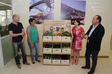 """El Banco de Tierras lanza la campaña de promoción de sus productos agroalimentarios """"Apostando por el Bierzo naturalmente"""""""