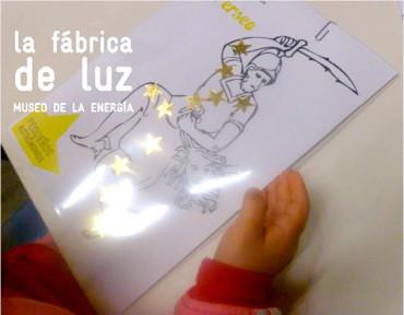 """El Museo de la Energía organiza el taller """"PequeMuseo: Busca estrellas"""""""