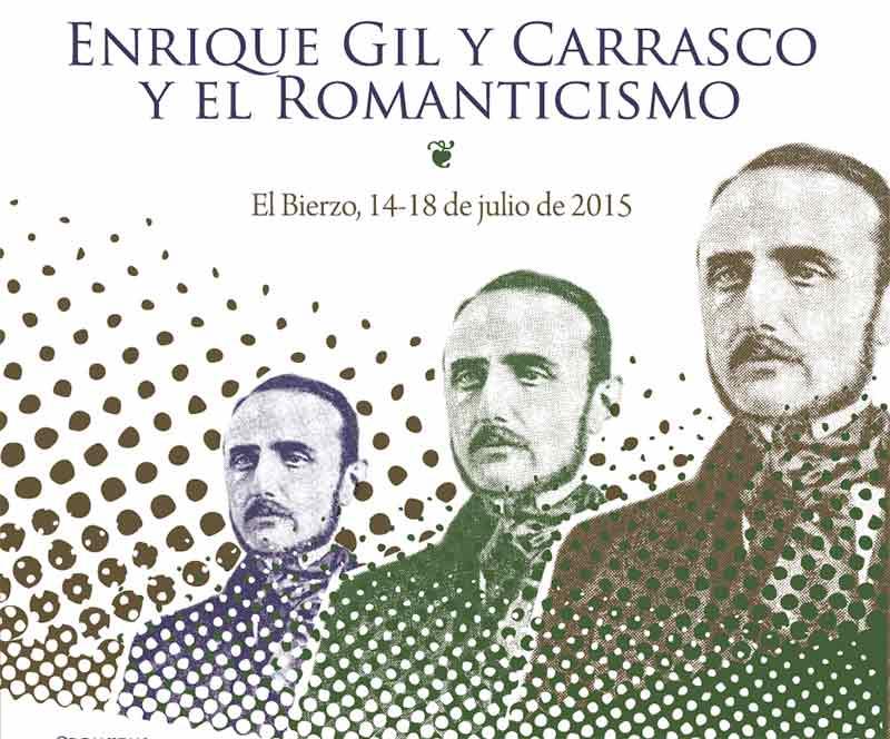 El Congreso Internacional Enrique Gil y Carrasco estrena cartel