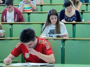 El 95,71% de los 396 estudiantes que se presentaron a la Selectividad en Ponferrada ha aprobado