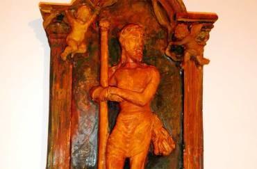 Con motivo de la Salida del Santo se presentará en la Casa de las Culturas un relieve del Ecce Homo de 1915