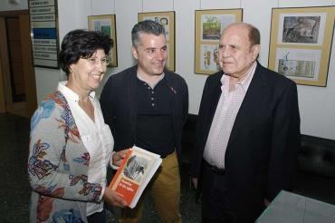 El Instituto de Estudios Bercianos presenta las memorias de Luis López Álvarez